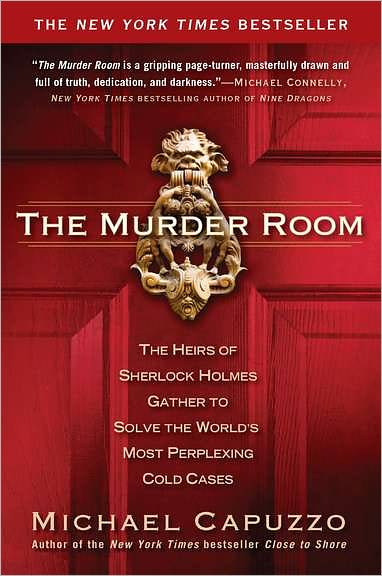 Murder Room cover