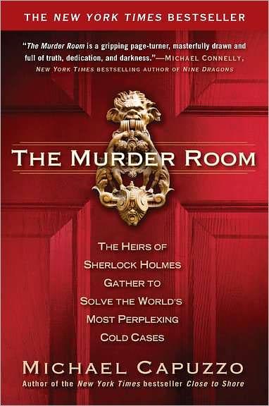 Murder Room cover