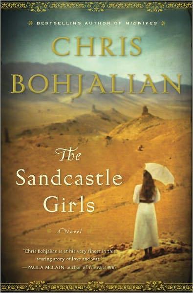Sandcastle Girls cover
