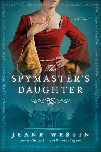 The Spymaster's Daughter cover