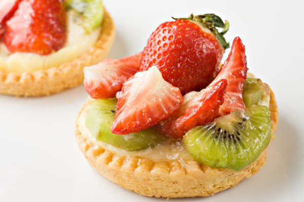 Sugar cookie fruit cup recipes