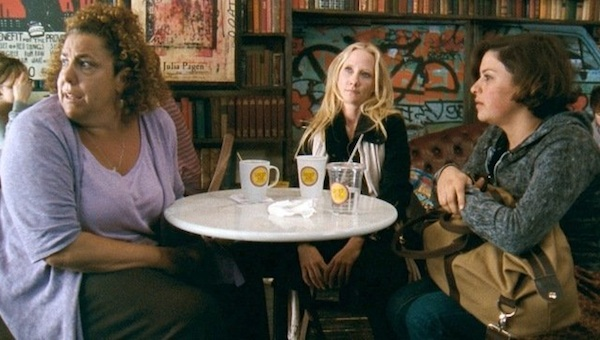 Anne Heche's new comedy bares all