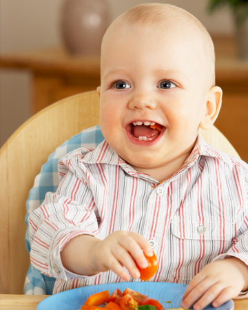 Healthy eating for tots made easier