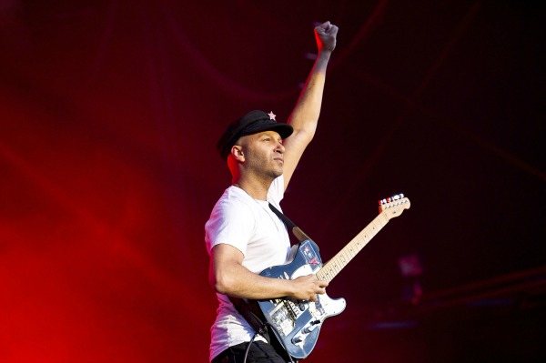 Tom Morello of Rage Against the Machine rips Paul Ryan