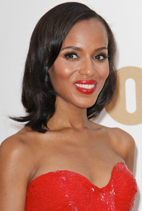 Kerry Washington at 2011 Emmys