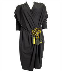 Our pick: Isabelle Allard Dress, $350, Archive Vintage