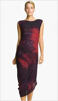Halston Heritage Jersey Dress, $345, Nordstrom