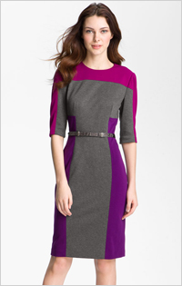 My pick: Maggie London Colorblock Dress, $128, Nordstrom