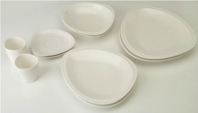 Twilight dinnerware set