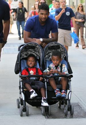 Tameka Foster loses kids