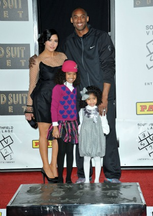 Vanessa Bryant Kobe Bryant family