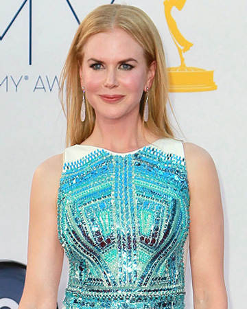 Nicole Kidman at 2012 Emmy Awards