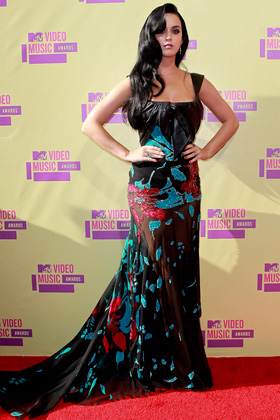 Katy Perry at 2012 VMA