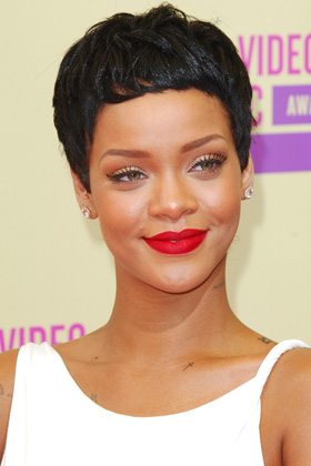 Rihanna at 2012 VMA