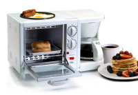Elite Cuisine 3-in-1 Breakfast Station by Maxi-Matic