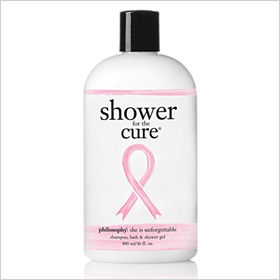 Philosophys Shower For the Cure shower gel