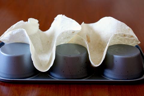 Homemade Taco Bowl