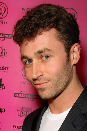 James Deen Fifty Shades of Grey