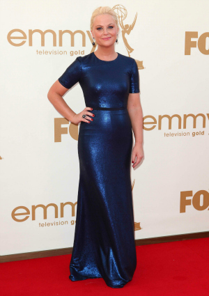 Amy Poehler at the 63rd Primetime Emmy Awards