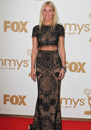 Gwyneth Paltrow at the 63rd Primetime Emmy Awards