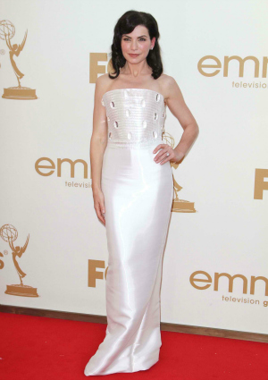Julianna Margulies at the 63rd Primetime Emmy Awards
