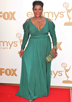 Loretta Devine at the 63rd Primetime Emmy Awards