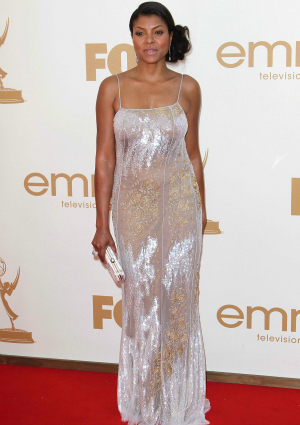 Taraji P. Henson at the 63rd Primetime Emmy Awards