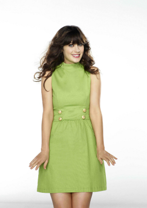 New Girl Actress Zooey Deschanel