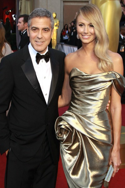 George Clooney and Stacy Keibler Breakup