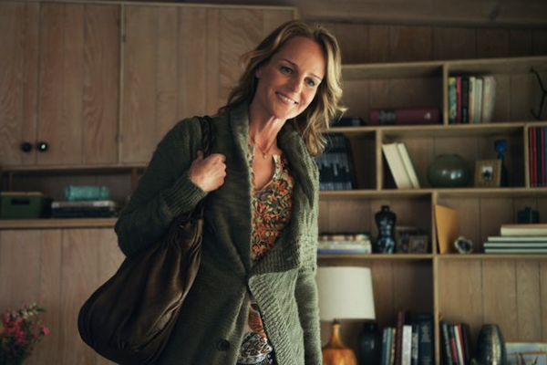 Helen Hunt in <em>The Sessions</em>