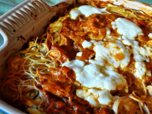 Tonight 39 S Dinner Indian Chicken Casserole Recipe
