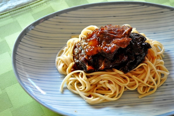 The slow cooker makes short ribs a cinch