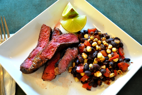 Give steak a tart kick with fresh citrus juice