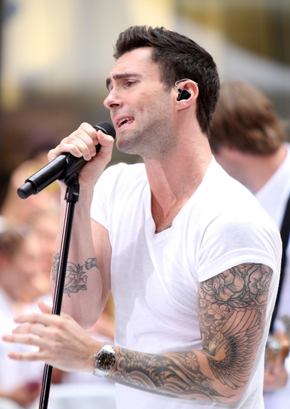 Insider's look into Adam Levine's love life?