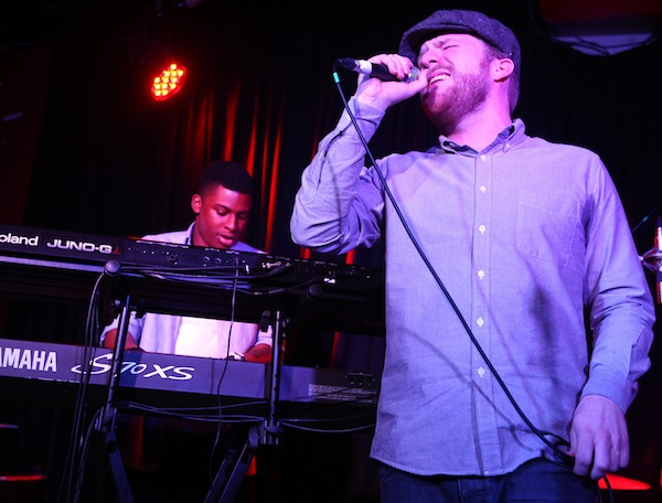 Alex Clare Live