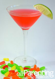 Mike and Ike cosmopolitan