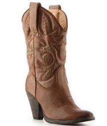 Volatile Denver western boot