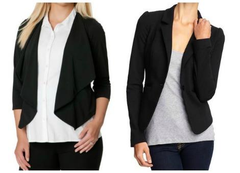 MOwry blazers