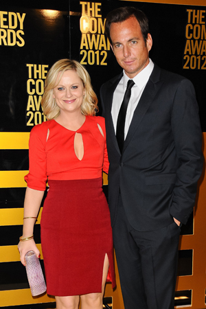 Amy Poehler and Will Arnett split