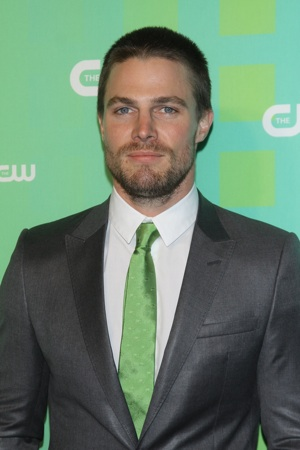 Stephen Amell from <em>Arrow</em>