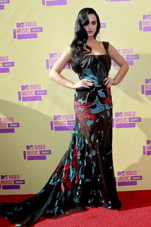Katy Perry 2012 MTV VMAs