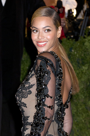 Beyonce is 31