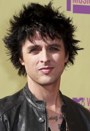 Billie Joe Armstrong 2012 MTV Video Awards