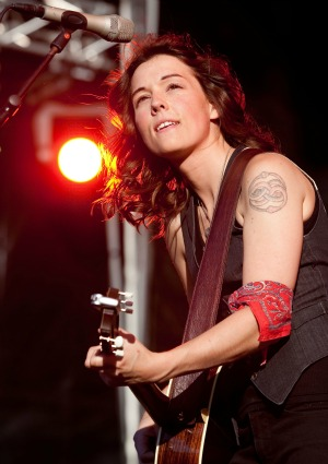 Brandi Carlile's getting married!