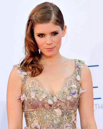 Kate Mara at 2012 Emmy Awards