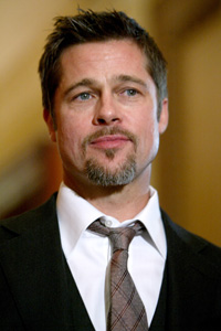 Brad Pitt speaking in Wahington DC