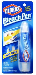 clorox bleach pen