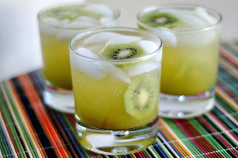 kiwi agua fresca recipe