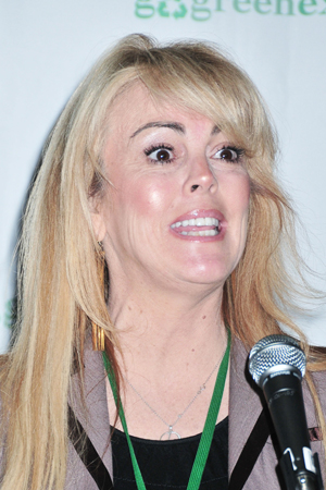 Dina Lohan drunk on Dr. Phil