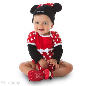 Disney Minnie Mouse bodysuit